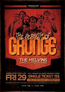 Grunge, Poster, Vol, 4, On, Behance