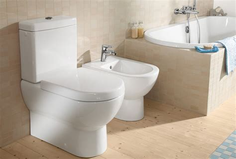 villeroy boch subway coupled toilet uk bathrooms - V B Subway Toilet