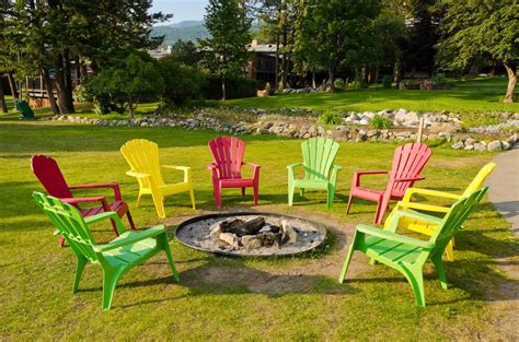 chairs around pit 42 backyard and patio pit ideas