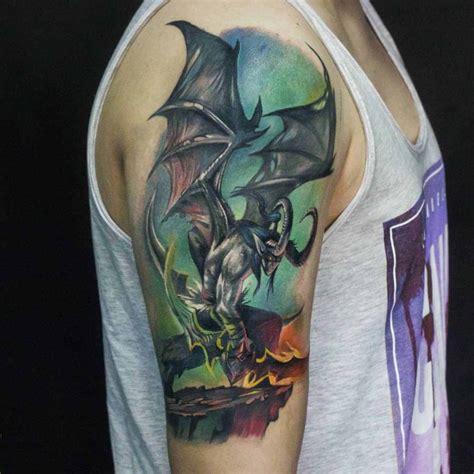 illidan tattoo  tattoo ideas gallery