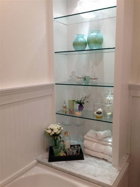 Decorative Wall Shelves For Living Room by 15 Best Ideas Glass Shelves Living Room Shelf Ideas