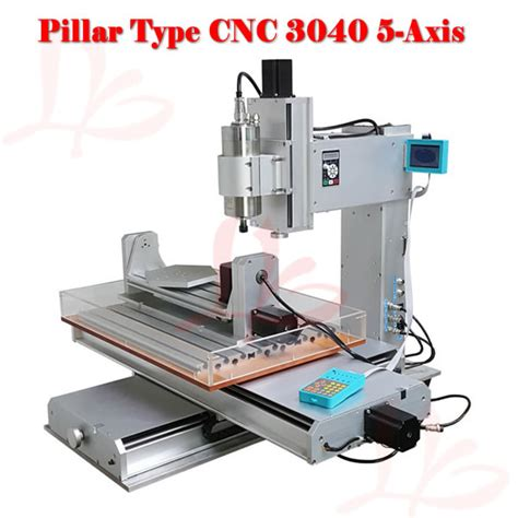 aliexpress buy 2 2kw mini cnc milling machine 5 axis cnc 3040 high precision