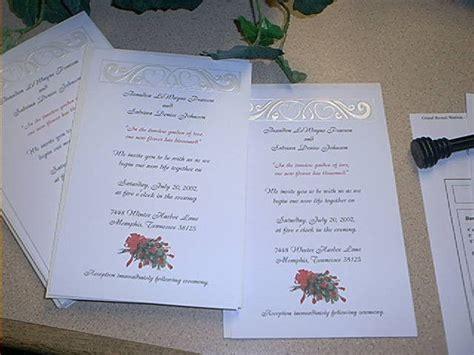 simple  elegant wedding invitation template