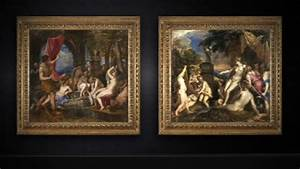 Titian's Diana and Callisto saved for nation - BBC News