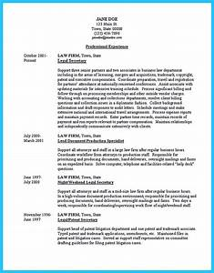 To Write A Resume Arranging A Great Attorney Resume Sample