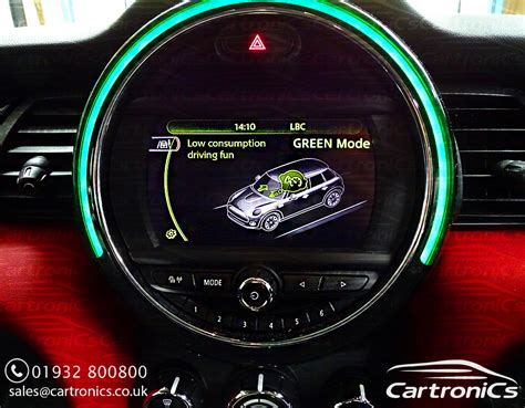 mini cooper  driving modes retrofit