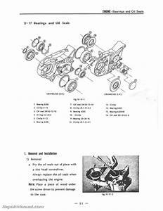 1970-1971 Rt1 360cc Dt2 Rt2 Yamaha Motorcycle Service Manual