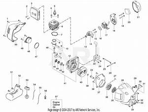 Poulan Mx550 Gas Trimmer Parts Diagram For Engine