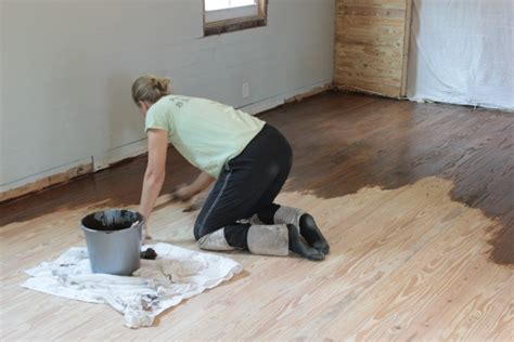 Refinishing Parquet Floors Before And After by Hardwood Floor Sanding And Staining Tips And Tricks