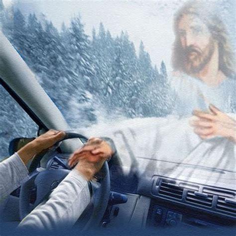 Jesus Take The Wheel Meme - netflix and chill memes