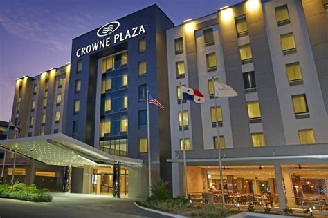 Rezime Crown Hotel by Hotel Crowne Plaza Airport Tocumen Panama Booking