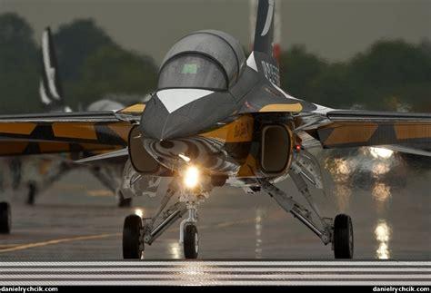 Display teams - KAI T-50 Golden Eagle (Black Eagles)