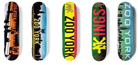 zoo york skateboards decks chaz ortiz westgate skate mile america brandon empire state