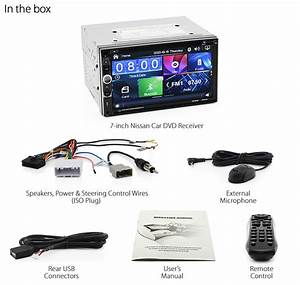 Car Dvd Player Usb Mp3 Stereo Head Unit For Nissan Juke