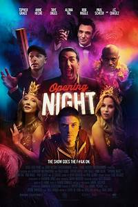 Opening Night DVD Release Date August 1, 2017