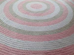 Baby Tapete Rosa : tapete croch baby meninas rosa 1 60m atelier val ~ Michelbontemps.com Haus und Dekorationen