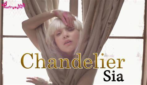 Sia Chandelier Rihanna by Sia Chandelier Rihanna Song 2014 Sia Has Co Written