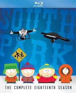 South Park: Season 18 Blu-ray/DVD Cover Debut | 15 Minute News