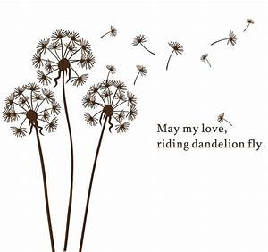 simple line drawing of dandelion - Google Search | wood ...