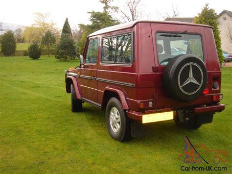 2 door g wagon mercedes g wagon 300 gd m2 2 door 98k 1985