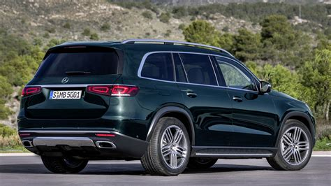 Mercedes Gls Class Wallpapers by 2019 Mercedes Gls Class Wallpapers And Hd Images