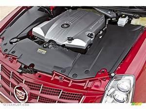 2009 Cadillac Sts V8 4 6 Liter Dohc 32