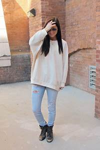 Dolman Urban Outfitters Tops Combat Boots Aldo Boots | u0026quot;Stable Dolmanu0026quot; by tilllbee | Chictopia