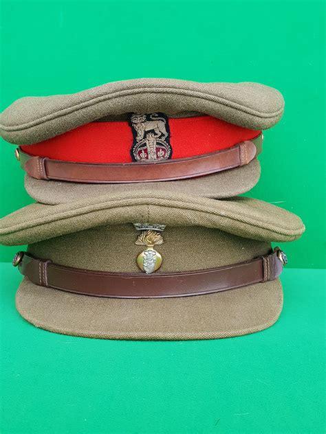 senior royal irish fusiliers officers pair  service