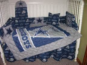 new crib nursery bedding m w dallas cowboys fabric