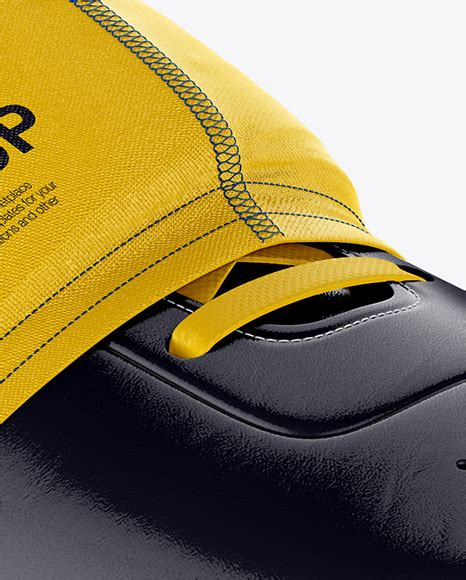 Article by lnfevi mockup jersey. Download Soccer Cleat Mockup Half Side View Yellow Images