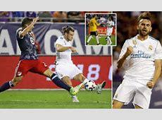 MLS AllStars 11 Real Madrid pens 24 Daily Mail Online