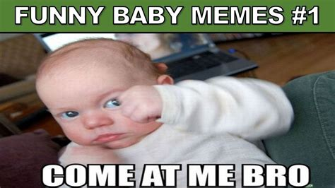 Baby Meme Picture - funny baby memes 1 50 cute baby memes compilation youtube