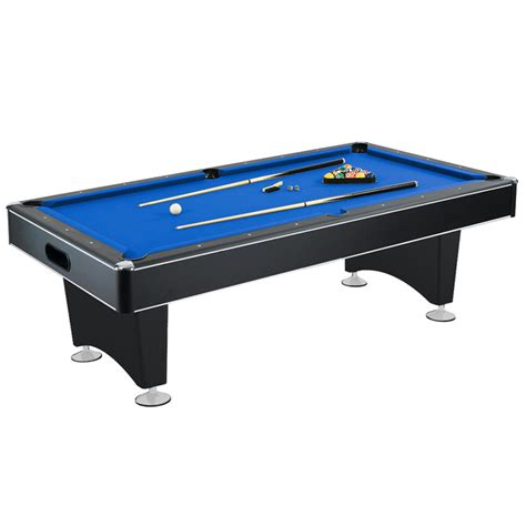 Shop Hathaway Hustler 8 Ft Indoor Standard Pool Table At