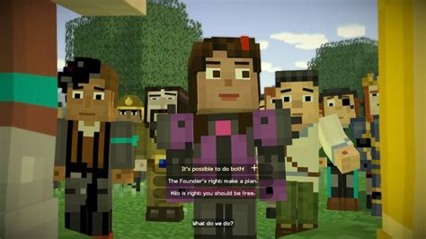 important choices episode  order  minecraft