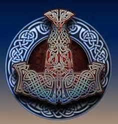 Symbole Mythologie Nordique : mjolnir par raidho tatouage pinterest tatouage viking tatouage et vikings ~ Melissatoandfro.com Idées de Décoration