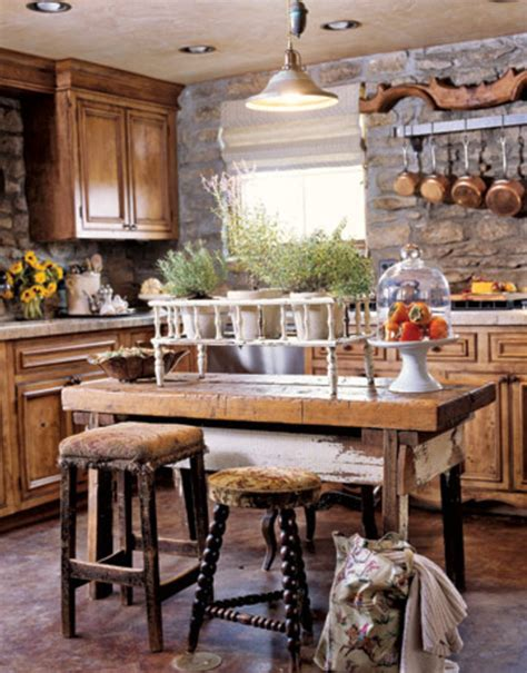 Rustic Kitchen Design Ideas  Design Bookmark #2000