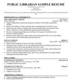 sle librarian curriculum vitae librarian resume sle resumecompanion resume sles across all industries
