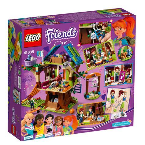 41335 Lego Friends Mia's Tree House Set 351 Pieces Age 6