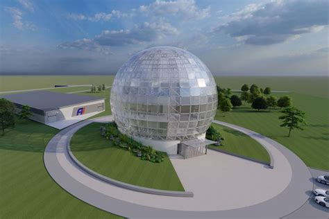 Foxconn's giant glass dome in Wisconsin is back, baby ...