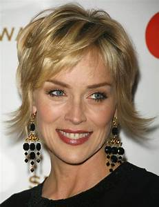 Sharon Stone Hair Color - Hairstyles Ideas