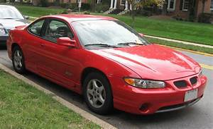 1997 Pontiac Grand Prix - Information And Photos