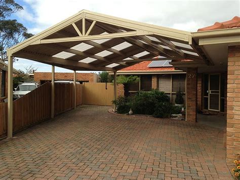 Canberra Outdoor Living Area And Carport In One