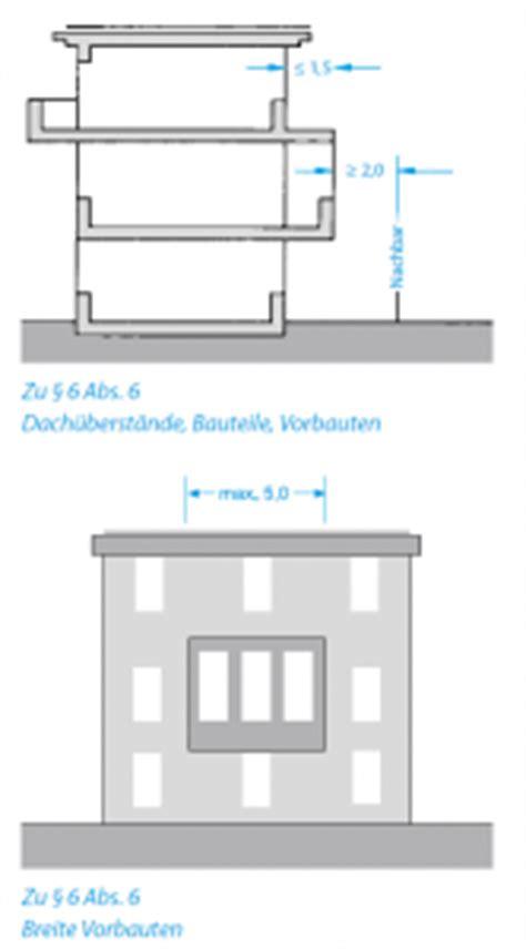 abstandsflächen bayern berechnen abstandsfl 228 chen bbg nach brandenburgischer bauordnung baurecht im bild