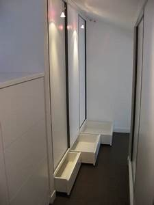 Dressing Sans Porte : dressing avec portes stunning dressing avec portes et ~ Edinachiropracticcenter.com Idées de Décoration
