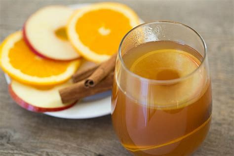 Hot Apple-Cider Rum | Healthy, Low-Calorie Holiday ...