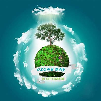 Ozone Earth Save Layer Environment Protection Awareness