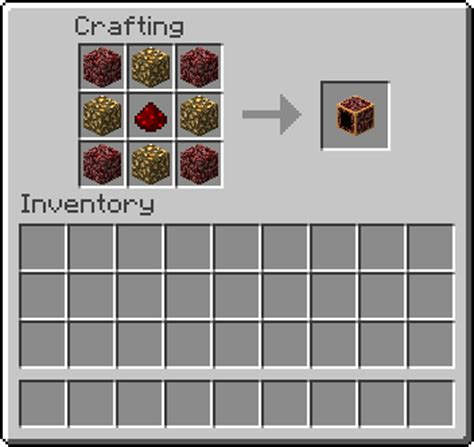 minecraft redstone l recipe survivalism 1 6 6 minecraft fr