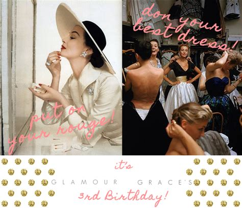 Happy Birthday   Vintage Wedding Style Giveaway!   Glamour & Grace