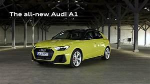 Nouvelle Audi A1 : nouvelle audi a1 sportback youtube ~ Melissatoandfro.com Idées de Décoration