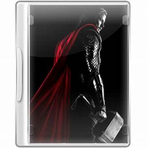 Thor Icon   Movie DVD Cases Iconset   vitorjapah
